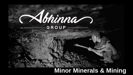 Mining Company in Kolkata  ,   Minor minerals in west Bengal