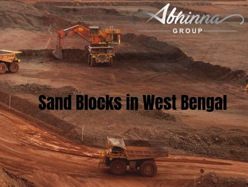 Sand Blocks in West Bengal , sand block Mining Company in Kolkata