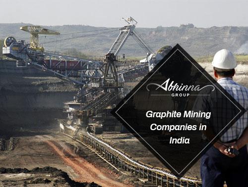graphite mining companies in india