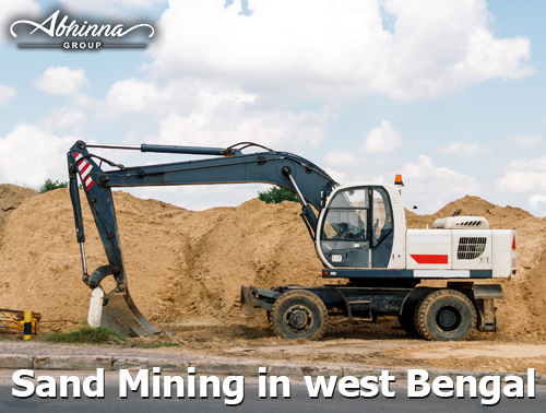 Sand Mining in west Bengal, Mining Company in Kolkata
