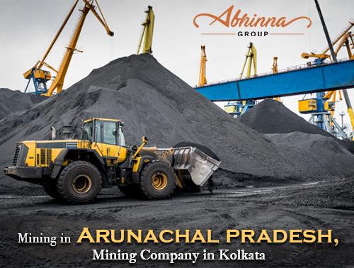 Mining in Arunachal pradesh