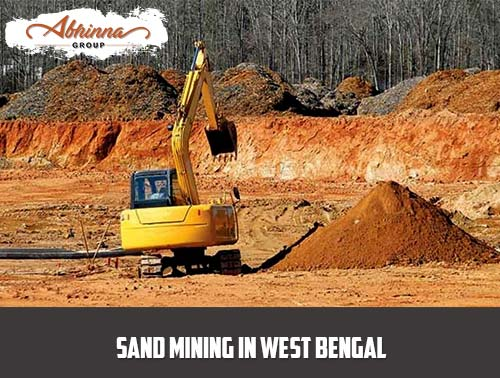 sand mining in west bengal  , mioning company in kolkata