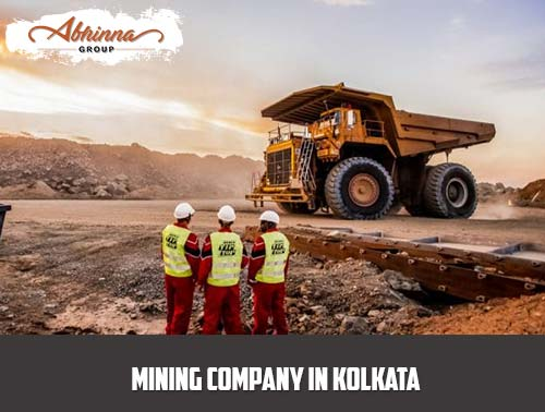 Mining company in Kolkata, sand mining in West Bengal
