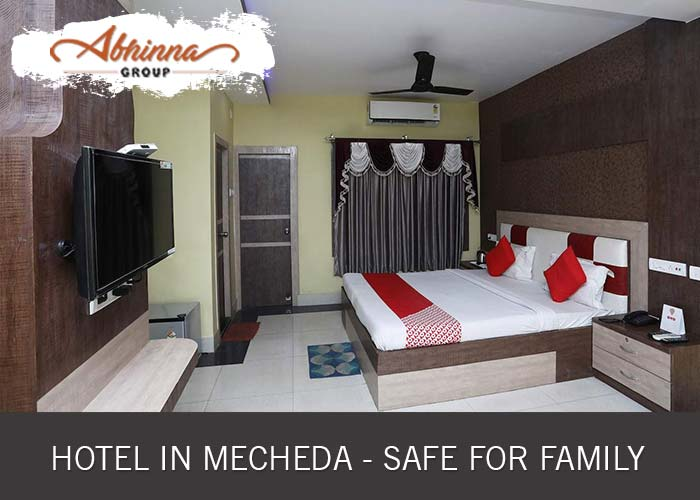 Hotel in Mecheda - Safe for Family
