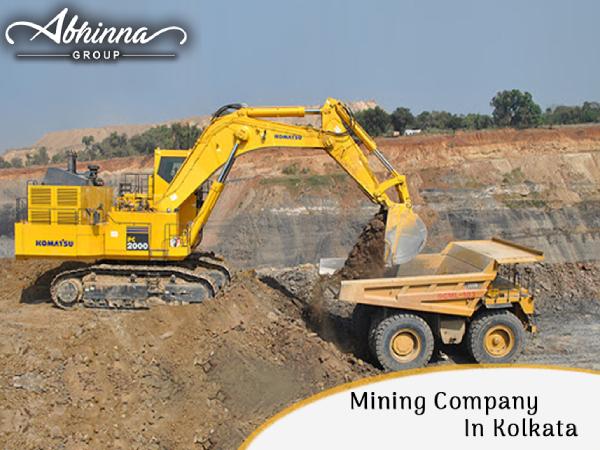 mining company in kolkata