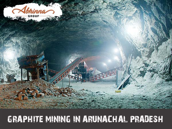 graphite mining in arunachal pradesh