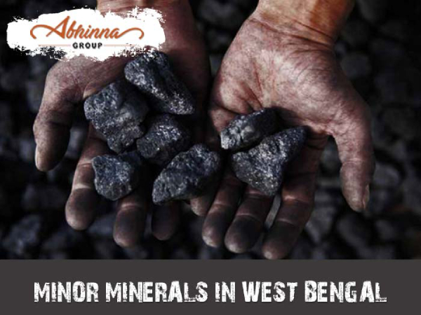 minor mineral in west bengal